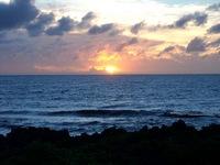 残波岬 サンセットのサムネール画像